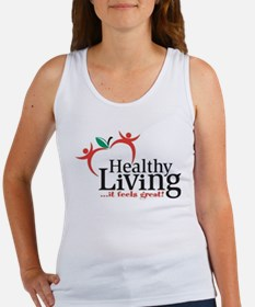 Unique Healthy living Women's Tank Top