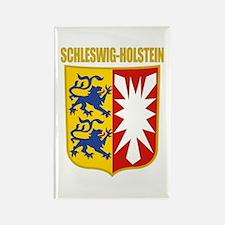 Schleswig-Holstein COA Rectangle Magnet