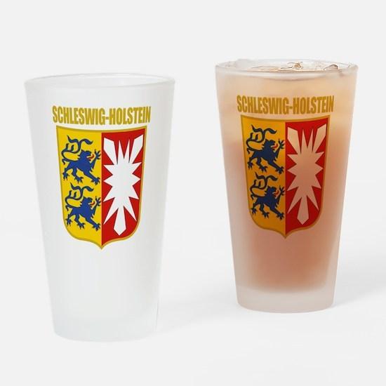 Schleswig-Holstein COA Drinking Glass
