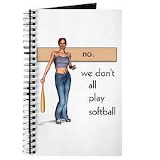 Lesbian Softball Journal