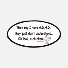 ADHD Chicken Patches