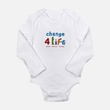 Cool Healthy living Long Sleeve Infant Bodysuit