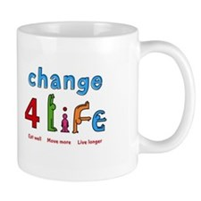 Change For Life 714 Mugs