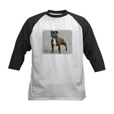 Staffordshire Bull Terrier 9F23-14 Tee