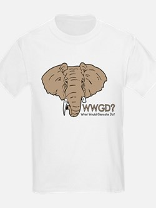 What Would Ganesha Do? T-Shirt