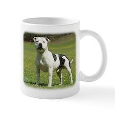 Staffordshire Bull Terrier 9F46D-14 Small Mugs