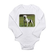 Staffordshire Bull Terrier 9F46D-14 Long Sleeve In