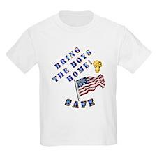 Bring the Boys Home Safe - USA T-Shirt