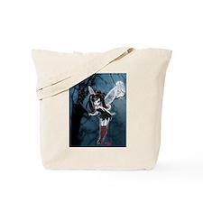 Dark Gothic Fairy Tote Bag