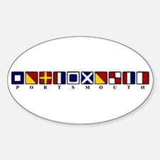 Nautical Portsmouth Decal