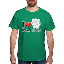 I Heart Ganesh T-Shirt