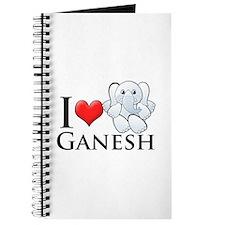 I Heart Ganesh Journal