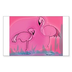 pink berdz Decal