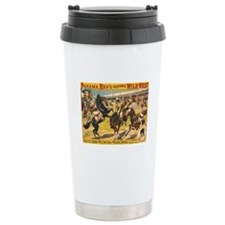 Daring Western Girls Travel Coffee Mug