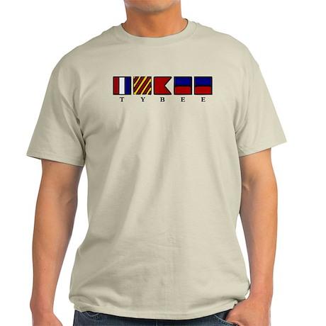 Nautical Tybee Island Light T-Shirt