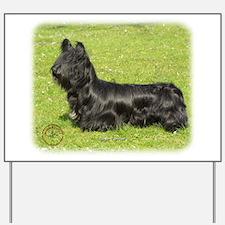 Skye Terrier 8P099D-13 Yard Sign