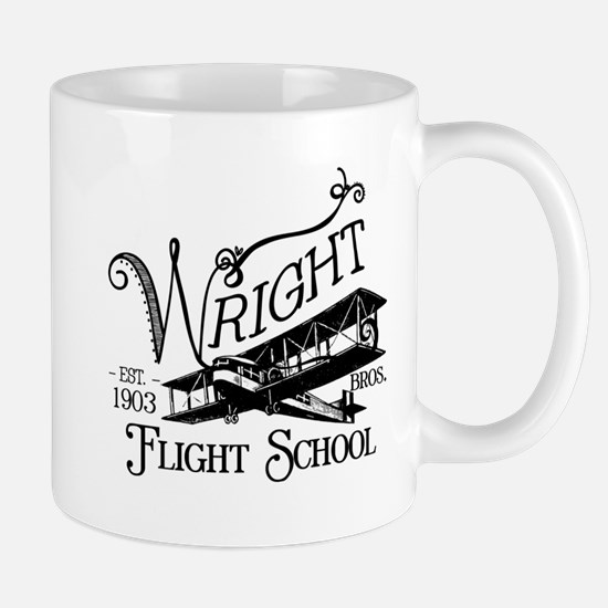 Wright Bros. Flight School Mug