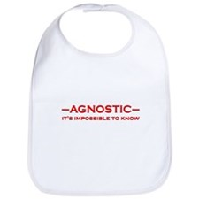 Unique Athiest Bib