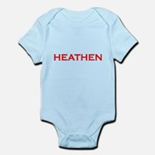 Funny Heretic Infant Bodysuit