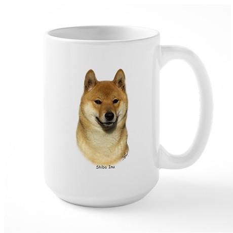 Shiba Inu 9T060D-009 Large Mug