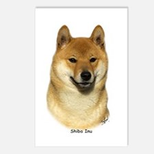 Shiba Inu 9T060D-009 Postcards (Package of 8)