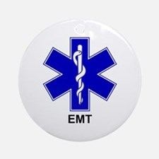 BSL - EMT Ornament (Round)