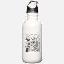 Party Grouse (no text) Water Bottle