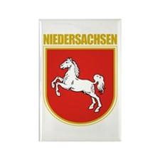 Niedersachsen (Lower Saxony) Rectangle Magnet