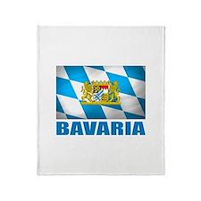 Bavaria Throw Blanket