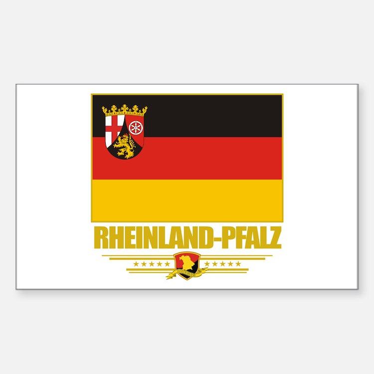Rheinland-Pfalz Pride Decal