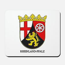 Rheinland-Falz COA Mousepad