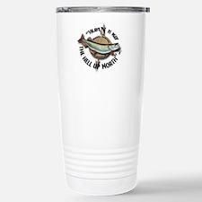 Stainless Steel Musky Heaven Travel Mug