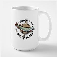 Large Musky Heaven Coffee Mug
