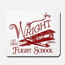 Wright Bros. Flight School (c Mousepad