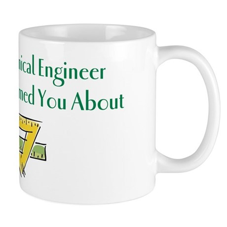 Mechanical Engineer Mug
