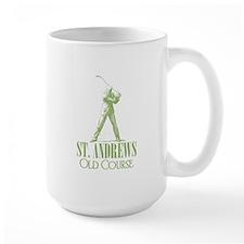 Vintage Golf (Old Course) Mug