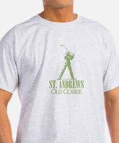 Vintage Golf (Old Course) T-Shirt