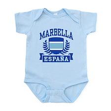 Marbella Espana Infant Bodysuit