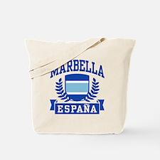 Marbella Espana Tote Bag