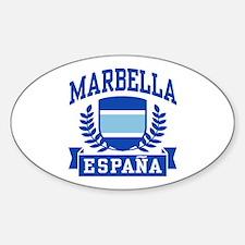Marbella Espana Decal
