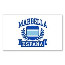 Marbella Espana Decal