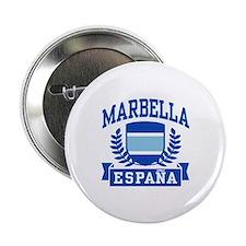 """Marbella Espana 2.25"""" Button"""