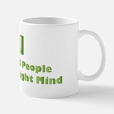 Right Mind Mug