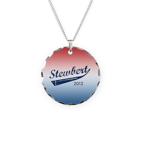 Stewbert 2012 Necklace Circle Charm