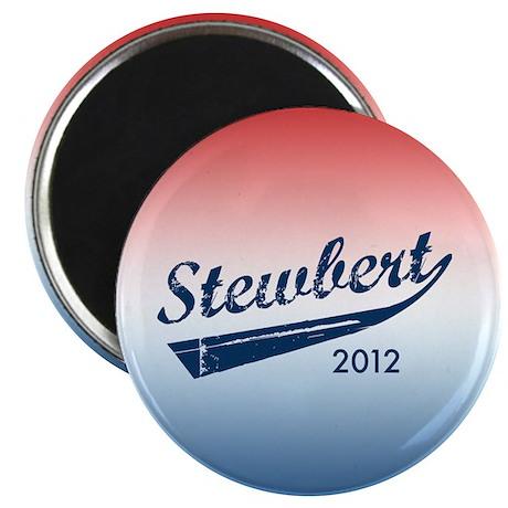 "Stewbert 2012 2.25"" Magnet (100 pack)"