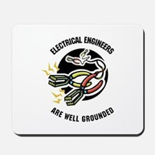 Well Grounded Mousepad