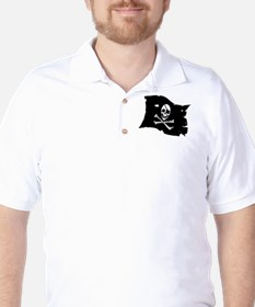 Pirate Flag Tattoo T-Shirt
