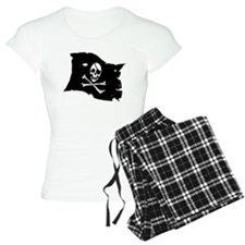 Pirate Flag Tattoo Pajamas