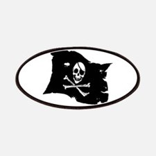Pirate Flag Tattoo Patches