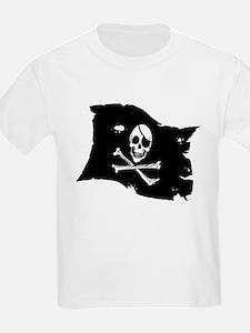 Pirate Flag Tattoo T-Shirt